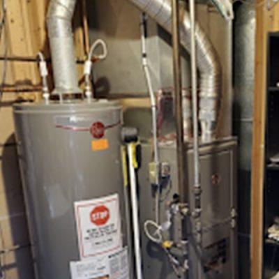 water heater installation 1